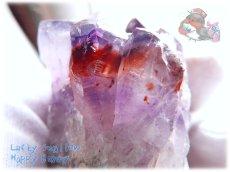 画像3: 希少 特殊 カナダ産 アメジストクラスター 標本 原石(別名:アメシスト 紫水晶) No.3404 (3)