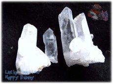 画像3: 天然水晶クラスター 標本 原石(別名:クォーツ quartz 石英) No.3464 (3)