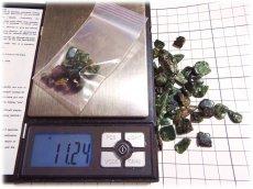画像5: 10g ロシア産 セラフィナイト さざれ石 無選別 量り売り (5)