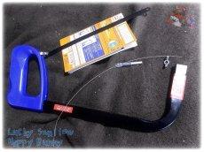 画像9: 手作業向け 天然石カッターのカスタマイズブレード(天然石切断用品) (9)