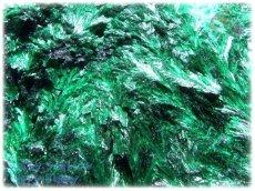 画像8: 460g超級 希少限定収蔵品 コンゴ産 ベルベット マラカイト 結晶標本 (別名:孔雀石 ビロードマラカイト Velvet Malachite 天鵞絨孔雀石 ) No.3552 (8)