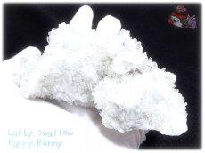 画像4: 約438g マダガスカル産 タイニークォーツ クラスター インテリア 結晶 (別名:クォーツ 水晶 石英 ) No.3557 (4)