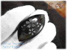 画像5: さくらカービングルース ラブラドライト サクラ 桜 チェリー  No.3867 (5)
