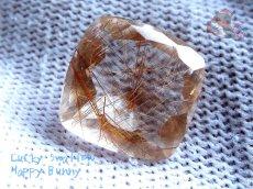 画像7: 天然 宝石 ルチルクォーツ ブラジル産(別名:針水晶 )♪No.2869♪ (7)
