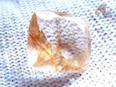 画像8: 天然 宝石 ルチルクォーツ ブラジル産(別名:針水晶 )♪No.2869♪ (8)