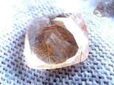 画像11: 天然 宝石 ルチルクォーツ ブラジル産(別名:針水晶 )♪No.2869♪ (11)