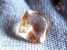 画像14: 天然 宝石 ルチルクォーツ ブラジル産(別名:針水晶 )♪No.2869♪ (14)