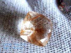 画像16: 天然 宝石 ルチルクォーツ ブラジル産(別名:針水晶 )♪No.2869♪ (16)