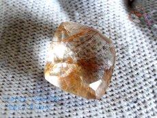 画像17: 天然 宝石 ルチルクォーツ ブラジル産(別名:針水晶 )♪No.2869♪ (17)