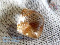 画像18: 天然 宝石 ルチルクォーツ ブラジル産(別名:針水晶 )♪No.2869♪ (18)