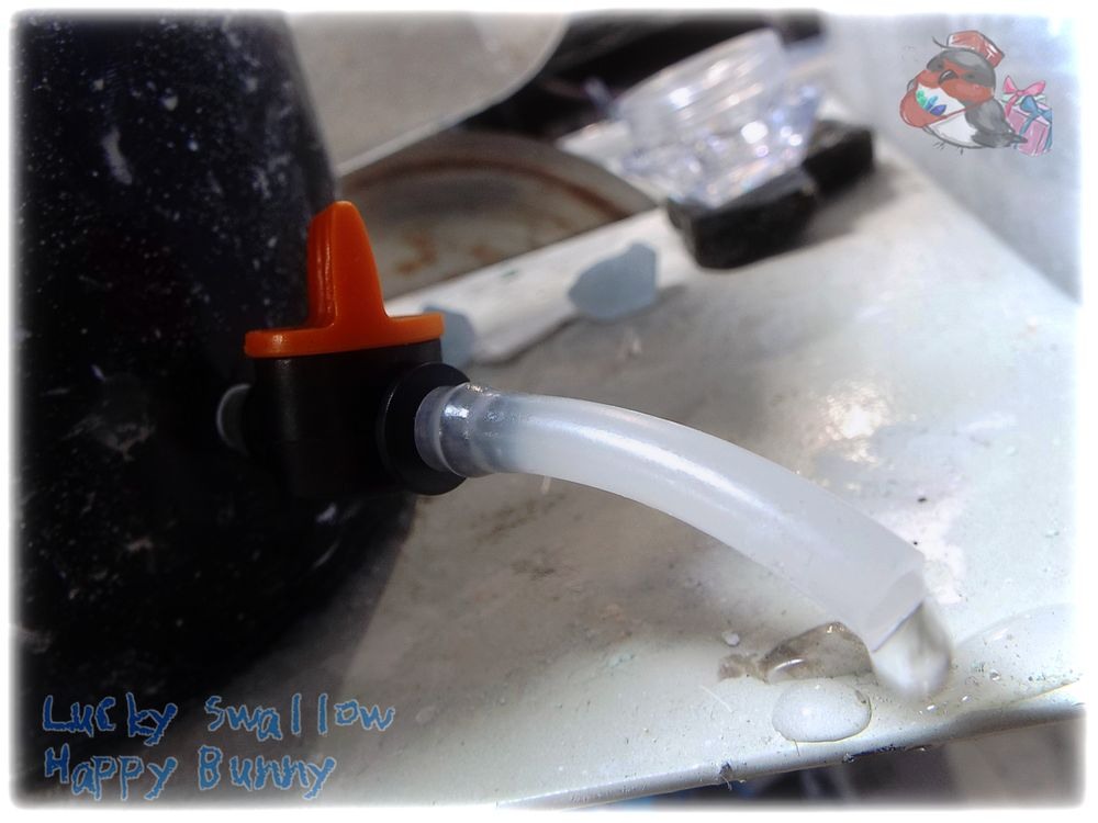 画像1: 研磨用品:汎用滴下装置 無電源 (1)